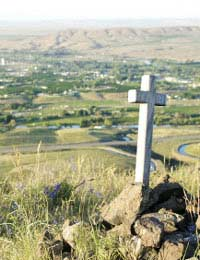 An Environmental Burial