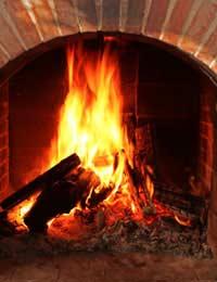 Can an Open Fire Be Green?