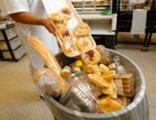 Can Supermarket Waste Be Reduced?